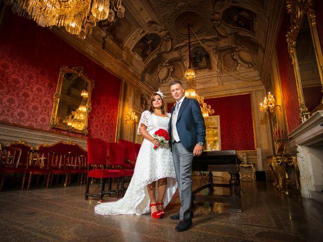 Il matrimonio di Pietro e Andreesa a Comacchio, Ferrara 26