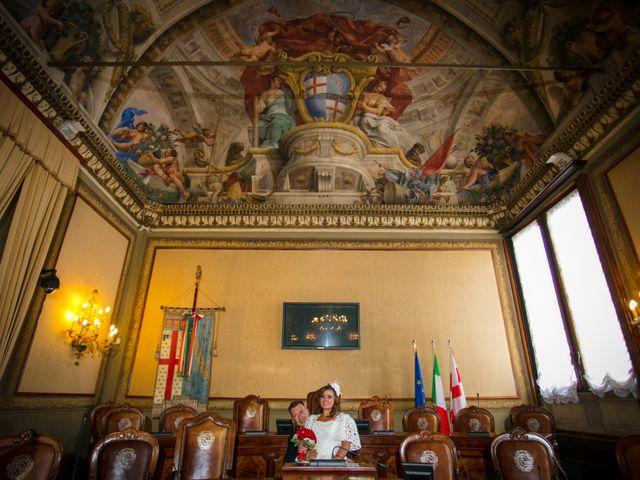 Il matrimonio di Pietro e Andreesa a Comacchio, Ferrara 29