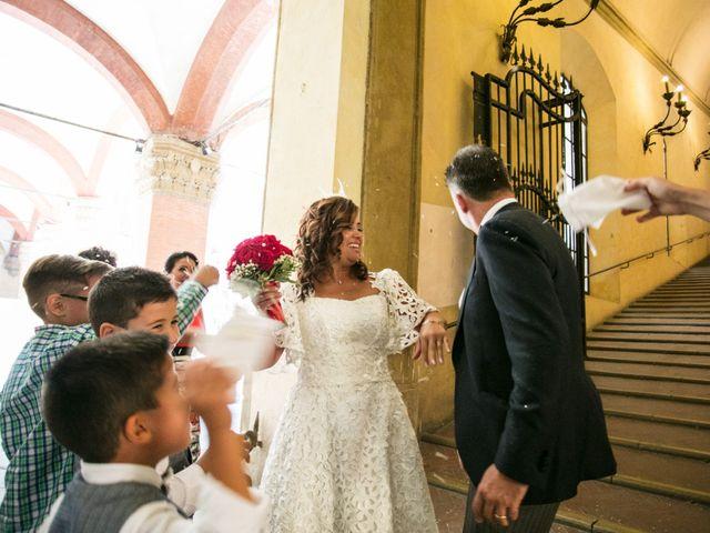 Il matrimonio di Pietro e Andreesa a Comacchio, Ferrara 32
