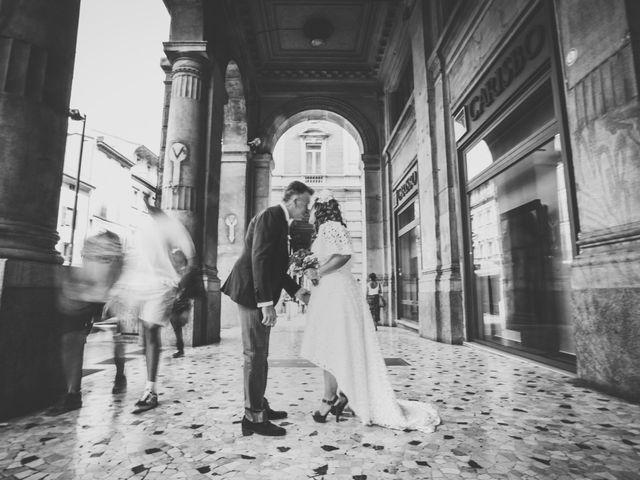 Il matrimonio di Pietro e Andreesa a Comacchio, Ferrara 40