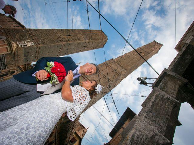 Il matrimonio di Pietro e Andreesa a Comacchio, Ferrara 41