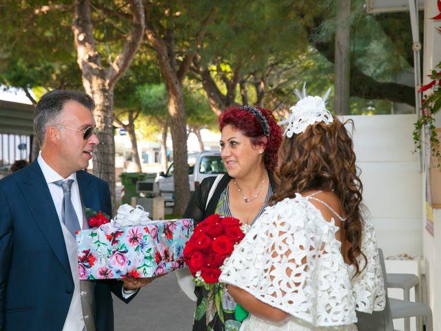 Il matrimonio di Pietro e Andreesa a Comacchio, Ferrara 60