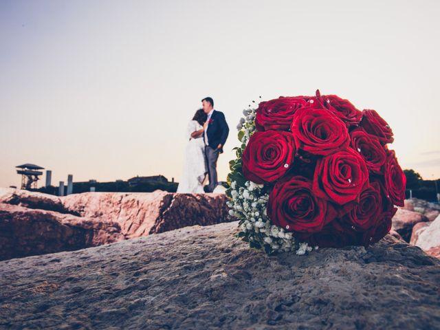 Il matrimonio di Pietro e Andreesa a Comacchio, Ferrara 1