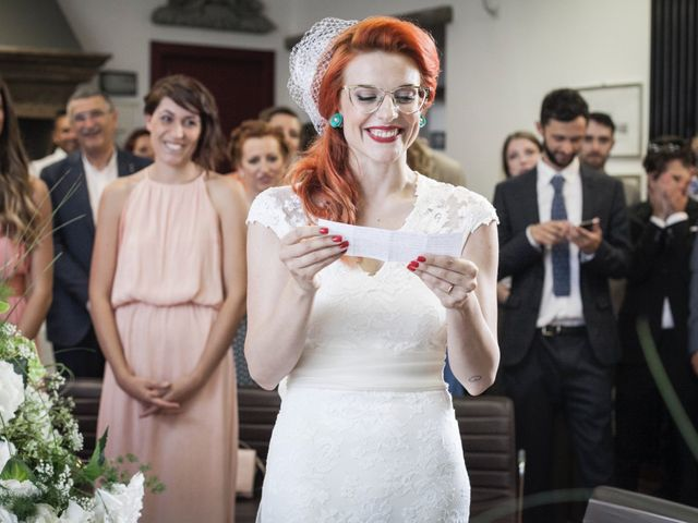 Il matrimonio di Matteo e Marta a Grumello del Monte, Bergamo 4
