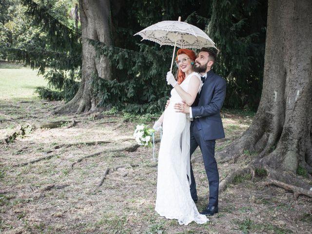 Il matrimonio di Matteo e Marta a Grumello del Monte, Bergamo 10
