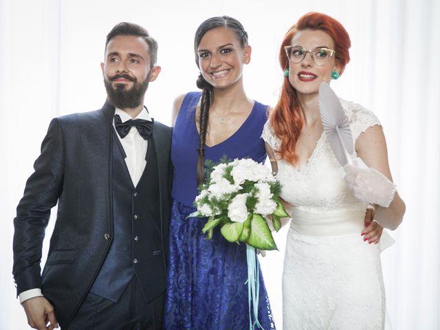 Il matrimonio di Matteo e Marta a Grumello del Monte, Bergamo 13