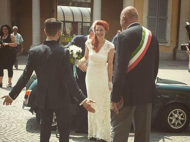 Il matrimonio di Matteo e Marta a Grumello del Monte, Bergamo 14