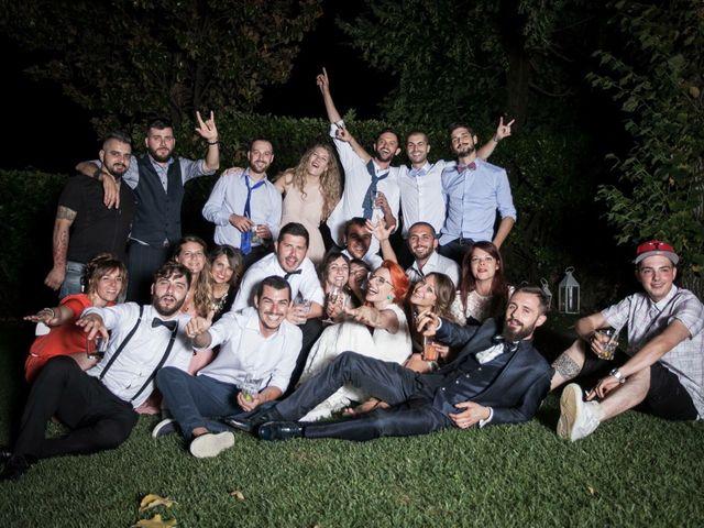 Il matrimonio di Matteo e Marta a Grumello del Monte, Bergamo 15