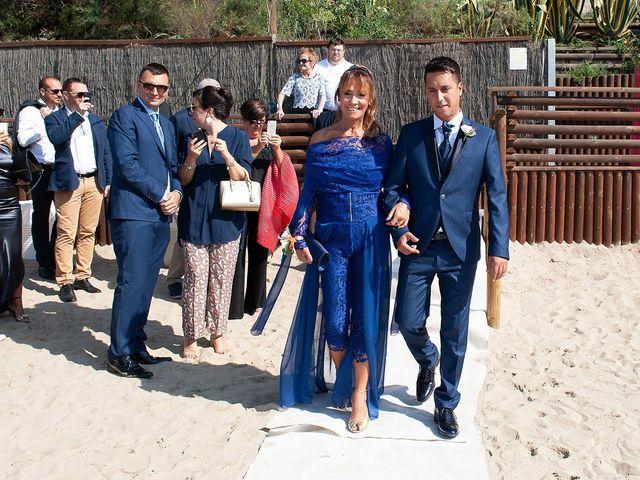 Il matrimonio di Enrico e Denis a Follonica, Grosseto 8