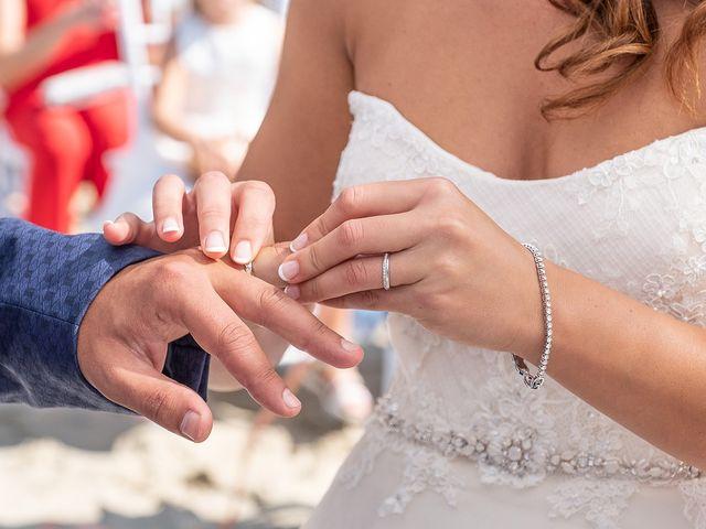 Il matrimonio di Enrico e Denis a Follonica, Grosseto 12
