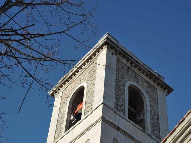Il matrimonio di Matteo e Cristina a Forte dei Marmi, Lucca 3