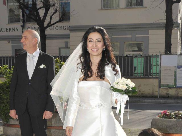 Il matrimonio di Matteo e Cristina a Forte dei Marmi, Lucca 22