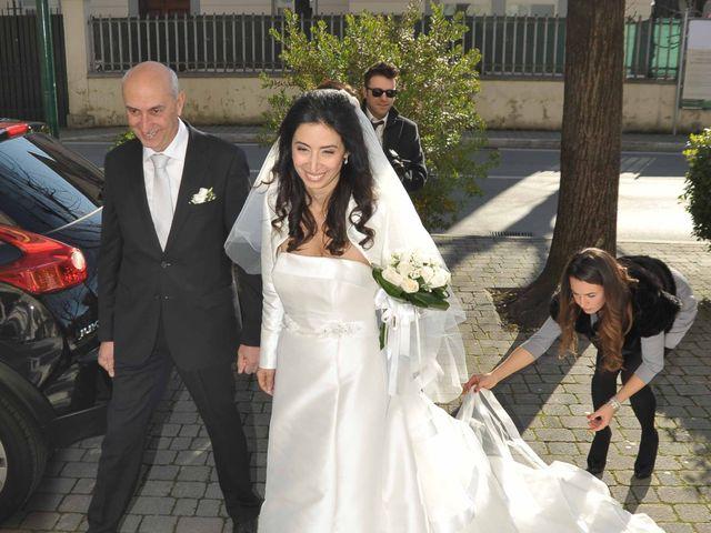 Il matrimonio di Matteo e Cristina a Forte dei Marmi, Lucca 23