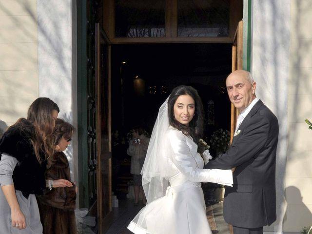 Il matrimonio di Matteo e Cristina a Forte dei Marmi, Lucca 25