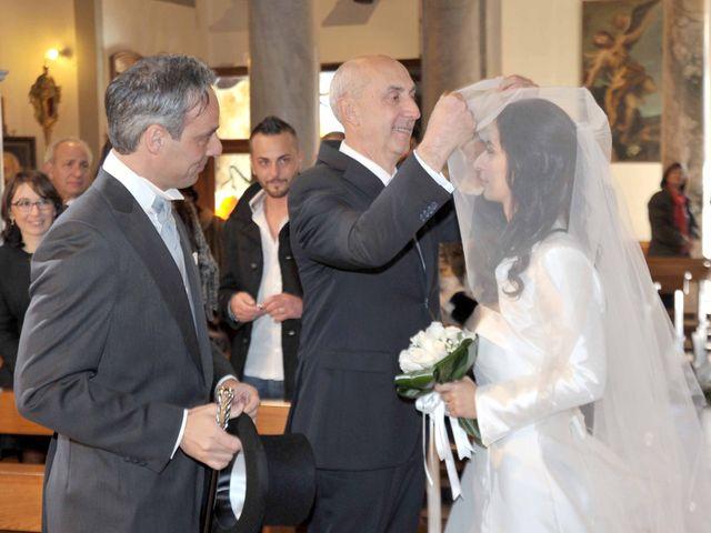 Il matrimonio di Matteo e Cristina a Forte dei Marmi, Lucca 26