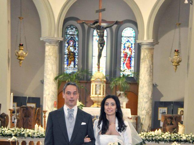 Il matrimonio di Matteo e Cristina a Forte dei Marmi, Lucca 37