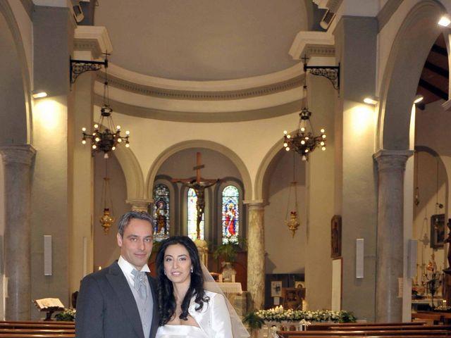 Il matrimonio di Matteo e Cristina a Forte dei Marmi, Lucca 38