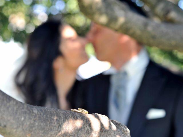 Il matrimonio di Matteo e Cristina a Forte dei Marmi, Lucca 45