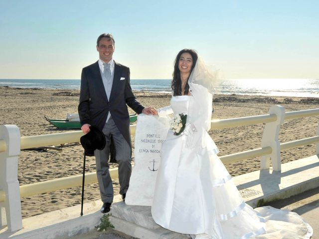 Il matrimonio di Matteo e Cristina a Forte dei Marmi, Lucca 51