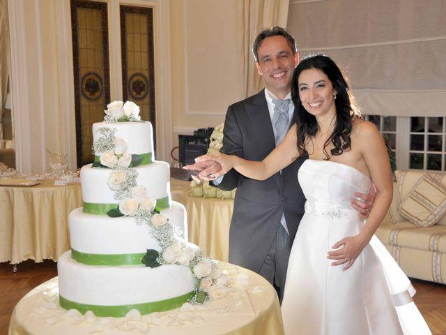 Il matrimonio di Matteo e Cristina a Forte dei Marmi, Lucca 81