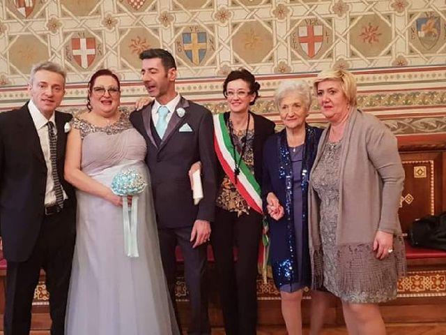 Il matrimonio di Vincenzo  e Angela a Legnano, Milano 1