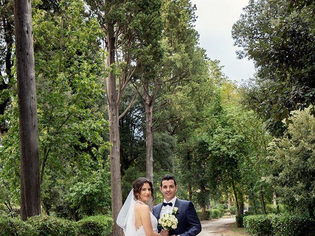 Il matrimonio di Andrea e Veronica a Firenze, Firenze 43