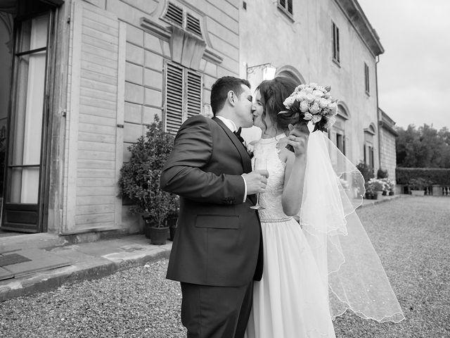 Il matrimonio di Andrea e Veronica a Firenze, Firenze 56