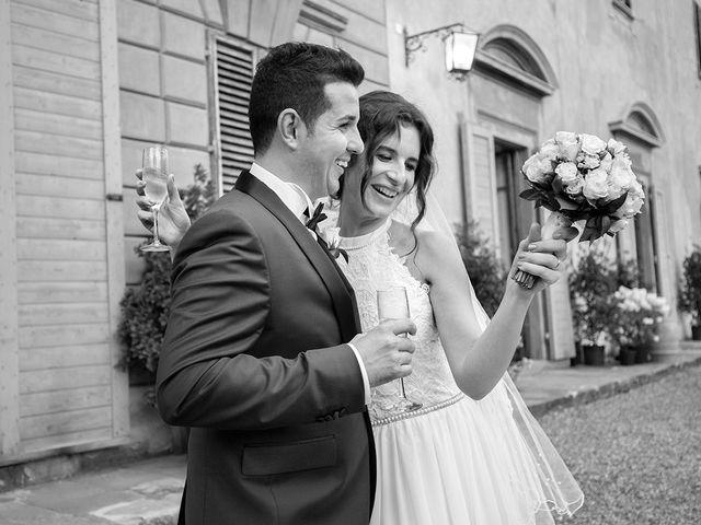 Il matrimonio di Andrea e Veronica a Firenze, Firenze 57