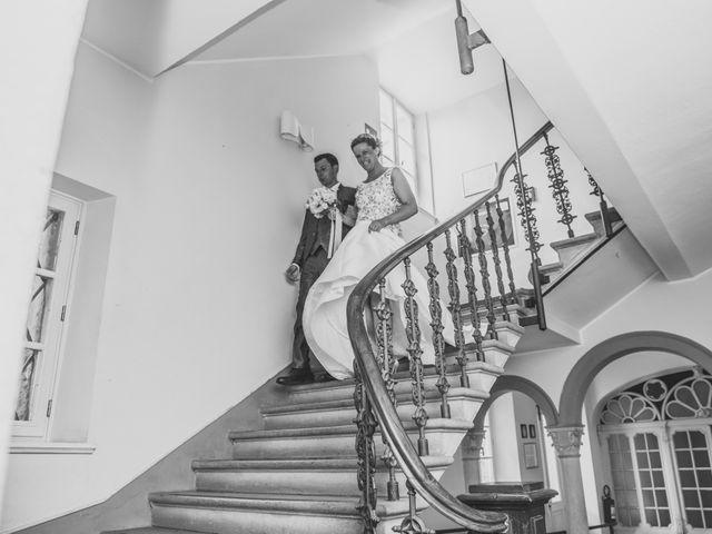 Il matrimonio di Daniele e Eleonora a Cormons, Gorizia 1