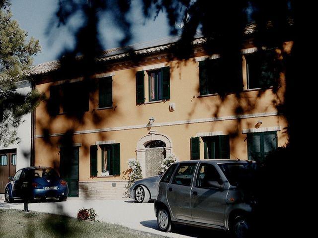 Il matrimonio di John e Yao a Ostra Vetere, Ancona 14