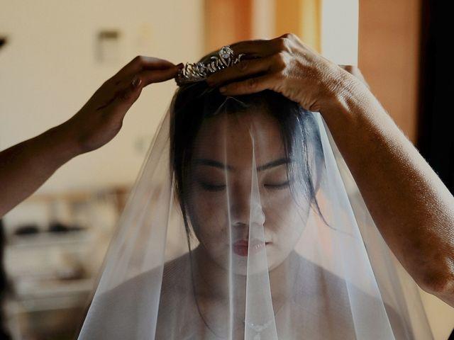Il matrimonio di John e Yao a Ostra Vetere, Ancona 20