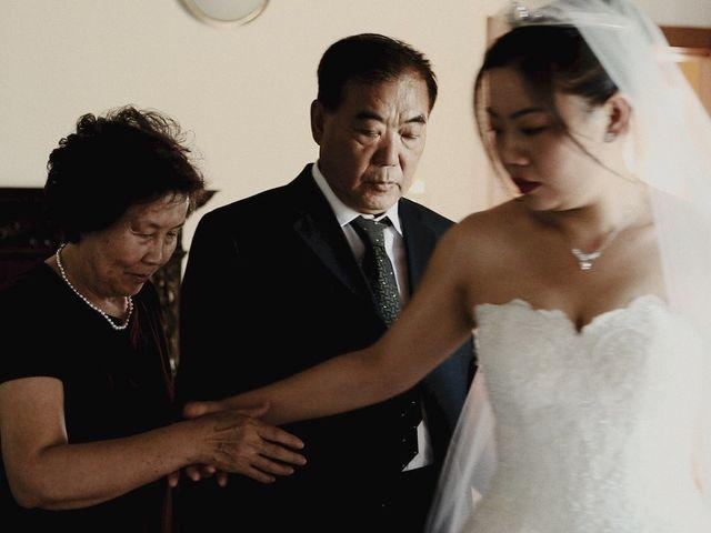 Il matrimonio di John e Yao a Ostra Vetere, Ancona 21
