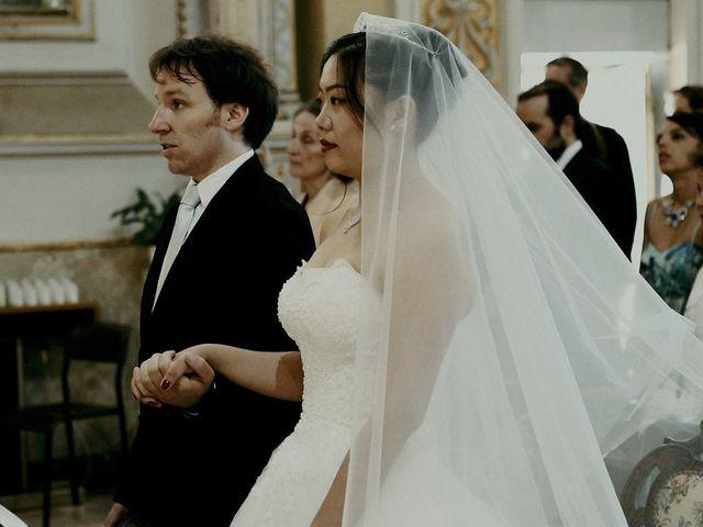 Il matrimonio di John e Yao a Ostra Vetere, Ancona 25