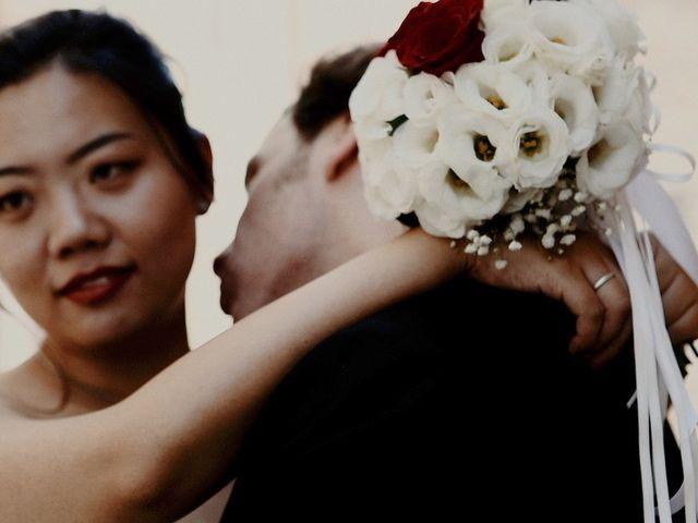 Il matrimonio di John e Yao a Ostra Vetere, Ancona 29
