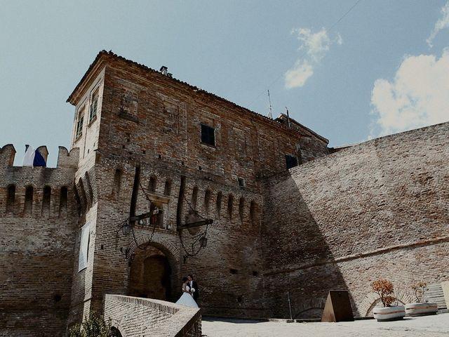 Il matrimonio di John e Yao a Ostra Vetere, Ancona 31
