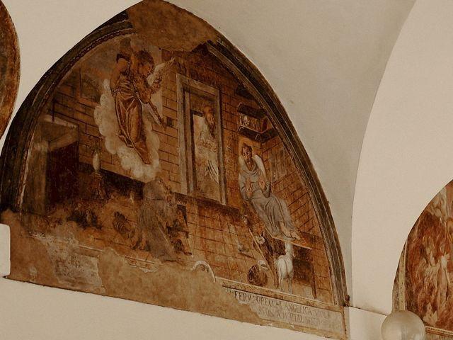 Il matrimonio di John e Yao a Ostra Vetere, Ancona 32