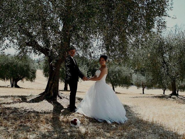 Il matrimonio di John e Yao a Ostra Vetere, Ancona 33