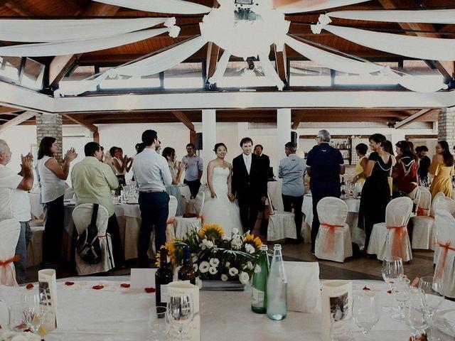 Il matrimonio di John e Yao a Ostra Vetere, Ancona 40