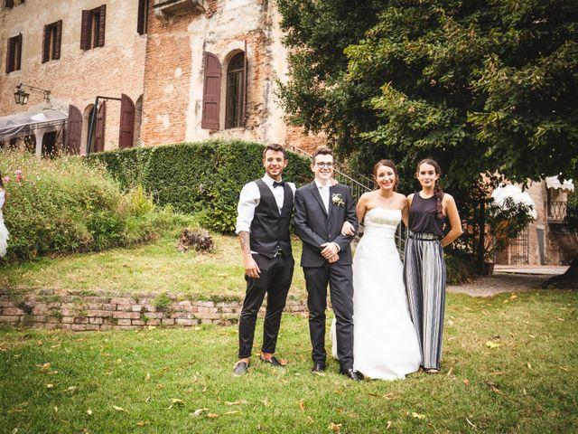 Il matrimonio di Andrea e Denise a Venezia, Venezia 53