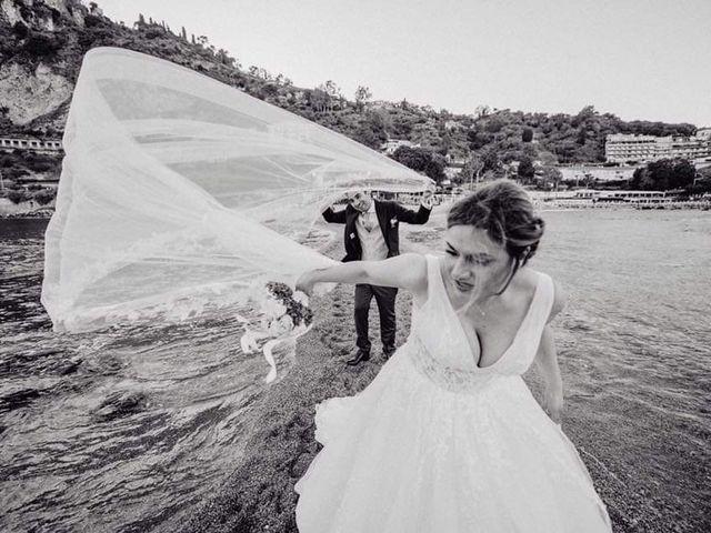 Le nozze di Alessandra  e Nando