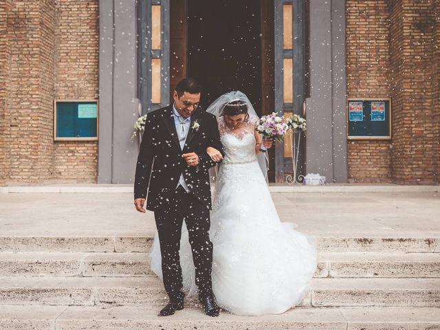Il matrimonio di Edward e Alessandra a Roma, Roma 24