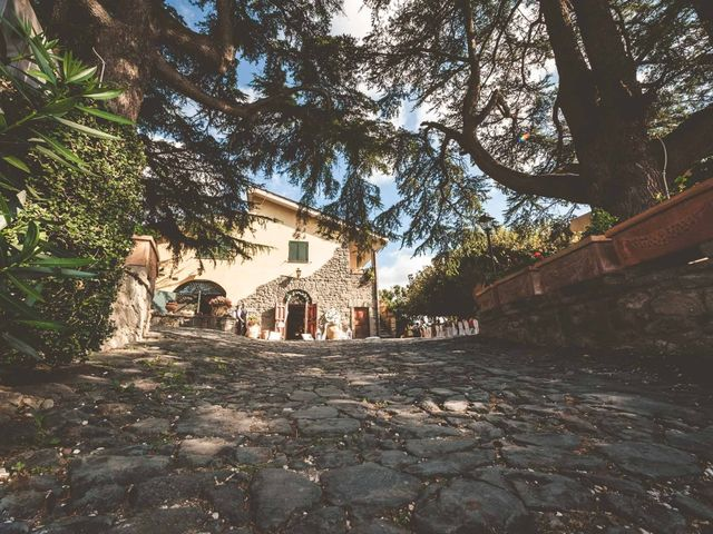 Il matrimonio di Edward e Alessandra a Roma, Roma 29