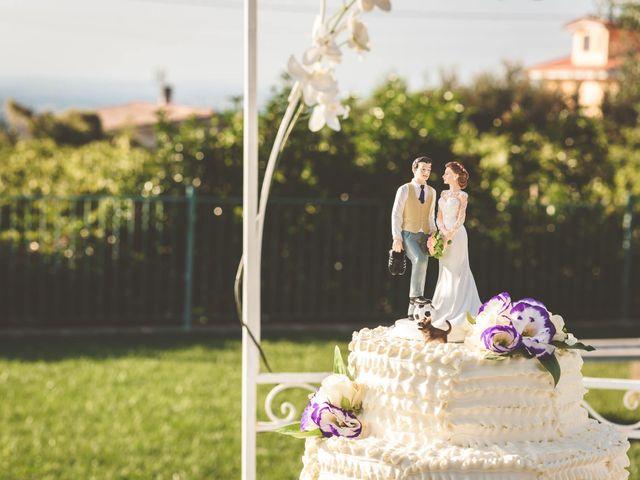 Il matrimonio di Edward e Alessandra a Roma, Roma 33