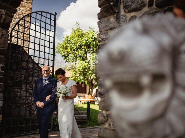 Il matrimonio di Pietro e Costanza a Calolziocorte, Lecco 14