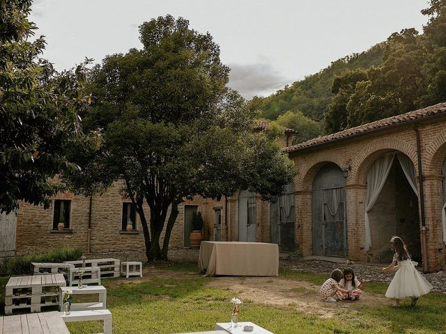 Il matrimonio di Giovanni e Paola a Faenza, Ravenna 35