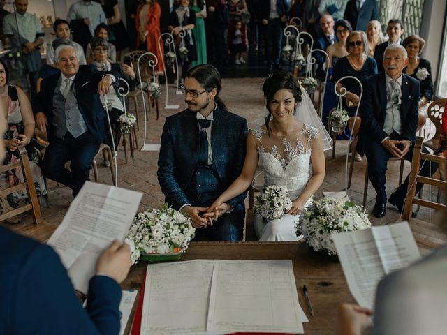 Il matrimonio di Giovanni e Paola a Faenza, Ravenna 11