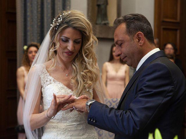 Il matrimonio di Salvatore e Jonka a Alessandria, Alessandria 10