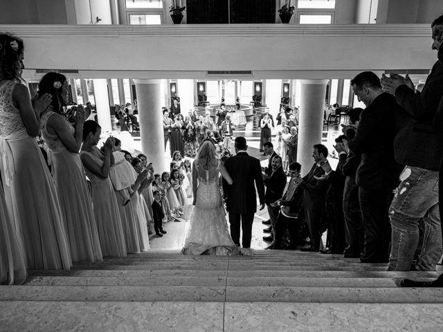 Il matrimonio di Salvatore e Jonka a Alessandria, Alessandria 16