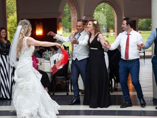 Il matrimonio di Salvatore e Jonka a Alessandria, Alessandria 19