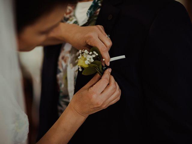 Il matrimonio di Massimiliano e Maura a Sperlonga, Latina 11